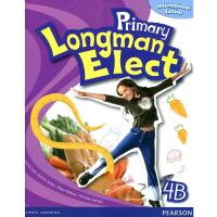 原版培生朗文少儿英语教材 Primary Longman Elect 4B 主课本 6-12岁香港小学外国语学校小学生学
