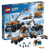 当当自营 乐高LEGO城市组City系列60195极地移动勘探基地