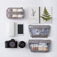 防水全家旅行洗漱包便携式小布包出差洗漱用品收纳袋化妆包大容量