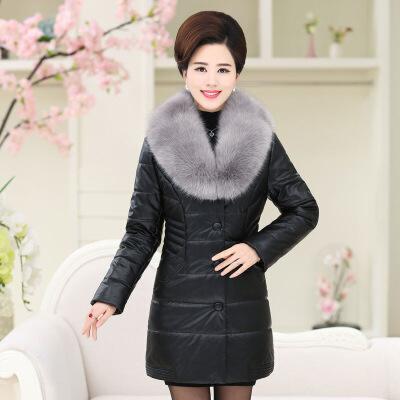 中老年女棉衣加厚中长款40岁50中年羽绒洋气妈妈冬装外套棉袄 发货周期:一般在付款后2-90天左右发货,具体发货时间请以与客服协商的时间为准