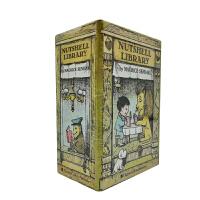 英文原版 Nutshell Library 果壳图书馆 莫里斯桑达克 口袋书精装 小开本