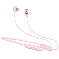 无线蓝牙耳机双耳颈挂脖式女生款可爱运动头戴耳麦入耳挂耳磁吸超长待机续航听歌适用于小米VIVO索尼华为OPPO