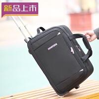 2018旅行包女手提拉杆包男大容量行李包防水折叠登机包潮新韩版旅游包