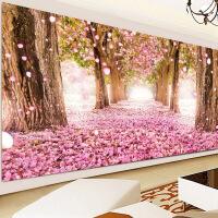 家居家居5d钻石画满钻客厅简约现代点贴钻十字绣风景画卧室欧式浪漫砖石秀 图片色