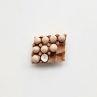 厨房立体造型冰箱贴磁铁 树脂材质磁铁磁性吸铁石磁力3d仿真食物 小