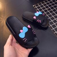 儿童拖鞋女童夏季室内可爱小公主防滑小女孩母女宝宝凉拖鞋1-3岁