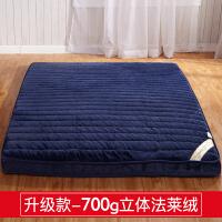 透气床垫1.8m褥子1.5m双人床护垫被学生宿舍单人1.2米薄榻榻米