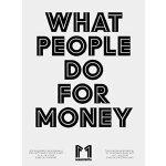 【预订】Manifesta 11: What People Do for Money 9783037784884