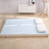 加厚记忆棉床垫慢回弹双人1.5米1.8m床褥子1.2m单人海绵软床垫子