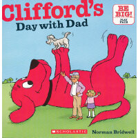 Clifford's Day with Dad 大红狗和爸爸的一天 9780545215930