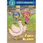 【预订】Farm Alarm! (Team Umizoomi)9780385385084