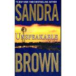 Unspeakable(ISBN=9780446607193) 英文原版