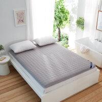 榻榻米床垫冬夏两用1.5m床经济型偏硬地床垫懒人软硬两用1.8x2米