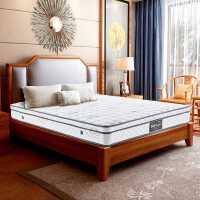 席梦思弹簧床垫 1.5米 1.8m椰棕海绵软垫加厚两用经济型家用包邮