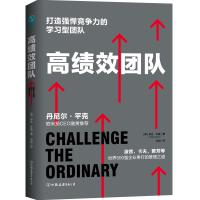 高绩效团队:打造强悍竞争力的学习型团队