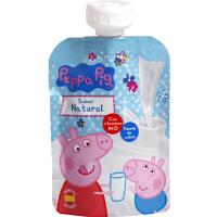 小猪佩奇peppapig原味酸奶常温饮料宝宝零食儿童营养进口含乳饮品