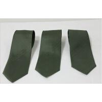 新式07陆领带 军绿色男士领带 三军领带LP 陆