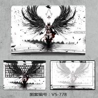笔记本贴纸15.6寸神舟战神K670E K690E K650D K670D G4 D1电脑贴膜Z7M