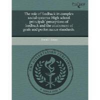 【预订】The Role of Feedback in Complex Social Systems: High Sc