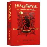 哈利波特与阿兹卡班的囚徒 格兰芬多平装版 英文原版小说 Harry Potter and the Prisoner o