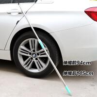 车用汽车蜡拖 除尘洗车掸子擦车拖把蜡刷长柄可伸缩清洁工具