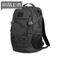 2018户外登山包大容量战术背包迷彩包双肩男士休闲电脑包运动旅行背包