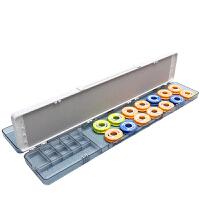 55cm三层多功能浮漂盒子线盒主线盒鱼线盒鱼漂盒渔具盒垂钓用品