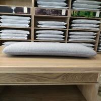 乳胶枕低枕头学生枕头单人枕橡胶枕记忆枕护颈椎枕芯枕头