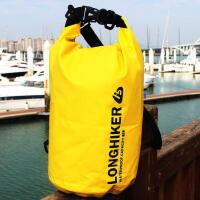 防水包干湿分离桶包沙滩收纳户外浮潜袋跟屁虫游泳包