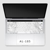 苹果Mac笔记本电脑键盘贴Macbook保护13.3英寸12贴膜air贴纸pro按键专用字母键单个