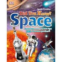 【预订】Did You Know? Space: Amazing Answers to More Than 200 A