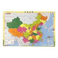磁乐宝拼图・中国地图