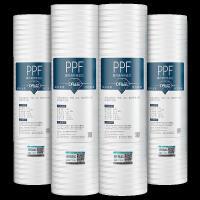 净水器滤芯10寸20寸PP棉滤芯家用前置三级过滤器净水机通用配件十kb6