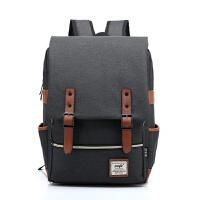 笔记本电脑包双肩15.6寸14男女书包背包双肩包适合戴尔苹果华硕
