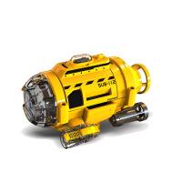 潜水艇玩具可水下拍照电动遥控潜水艇无线水下无人机拍照摄影潜艇可喂鱼儿童鱼缸玩具A 赠8粒正品南孚(5#)