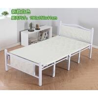 20180517095233911加固折叠床午睡床免安装办公室午休床木板床单人床陪护床四折床