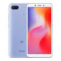 Xiaomi/小米 红米6 手机AI双摄全面屏(3+32GB)(4+64GB) 全网通4G 智能学生拍照时尚老人手机