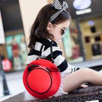 Hug Bear韩版时尚女童公主斜挎包儿童包包帽子造型单肩包礼帽可爱双肩背包出游