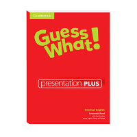 Guess What! American English Level 1 Presentation Plus互动白板软件