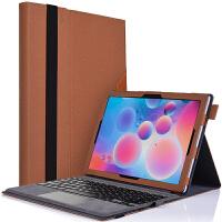 戴尔灵越5280电脑保护套 12.3英寸平板电脑皮套支撑套防摔 睿系列 棕色