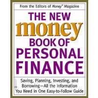 【预订】The New Money Book of Personal Finance Saving, Planning