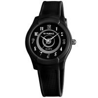 新款超薄防水儿童手表时尚轻薄概念学生石英表男孩女孩