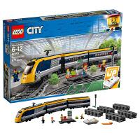【当当自营】乐高LEGO 城市组City系列 60197 客运火车