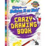 【预订】Ripley: Crazy Drawing Book