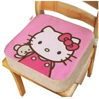 卡通儿童餐椅增高坐垫小学生坐垫宝宝安全椅垫座椅加厚加高椅子垫 39*39