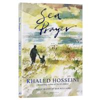 海上祈祷 海的祈祷 英文原版小说 Sea Prayer 追风筝的人 群山回唱 灿烂千阳作者 胡赛尼新作 Khaled