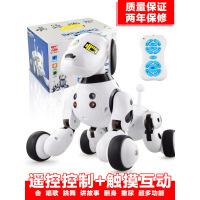 20180928123655418?儿童智能机器狗遥控电动玩具狗狗走路会唱歌小狗机器人男孩1-4岁