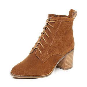 Belle/百丽冬季专柜同款二层牛皮女短靴Q8S1DDD6