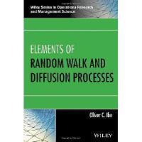【�A�】Elements of Random Walk and Diffusion Processes