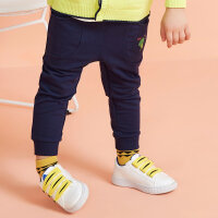 【1件3折价:53.7】moomoo童装男童裤子新款春装韩版洋气潮小儿童宝宝长裤棉